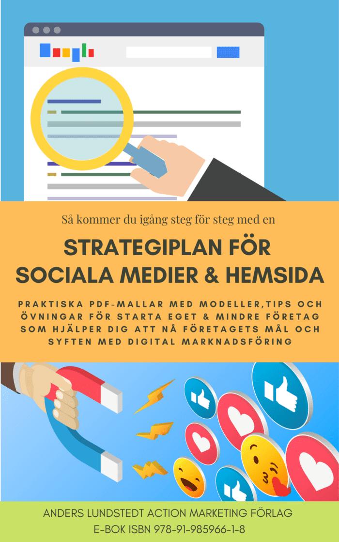 Strategiplan för sociala medier & hemsida